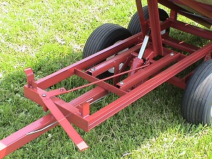 Utility Dump Wagons Trailers For Atv Lawn And Garden Compact And