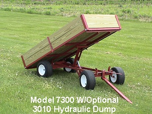 Utility Dump Wagons Amp Trailers For Atv Lawn And Garden