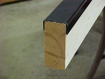 Horse Stall Chew Guards, Stops Wood Chewing and Cribbing